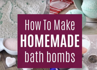 Tips & Tricks for Making Bath Bomb Box Set at Home